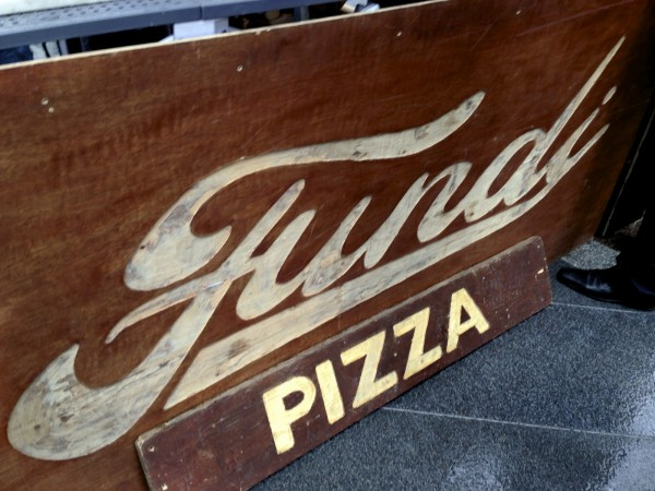 Fundi Pizza