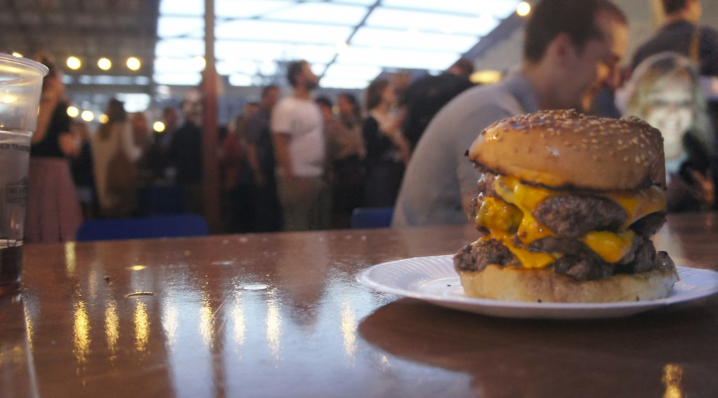 Mr Hyde & Tweat Up National Burger Day