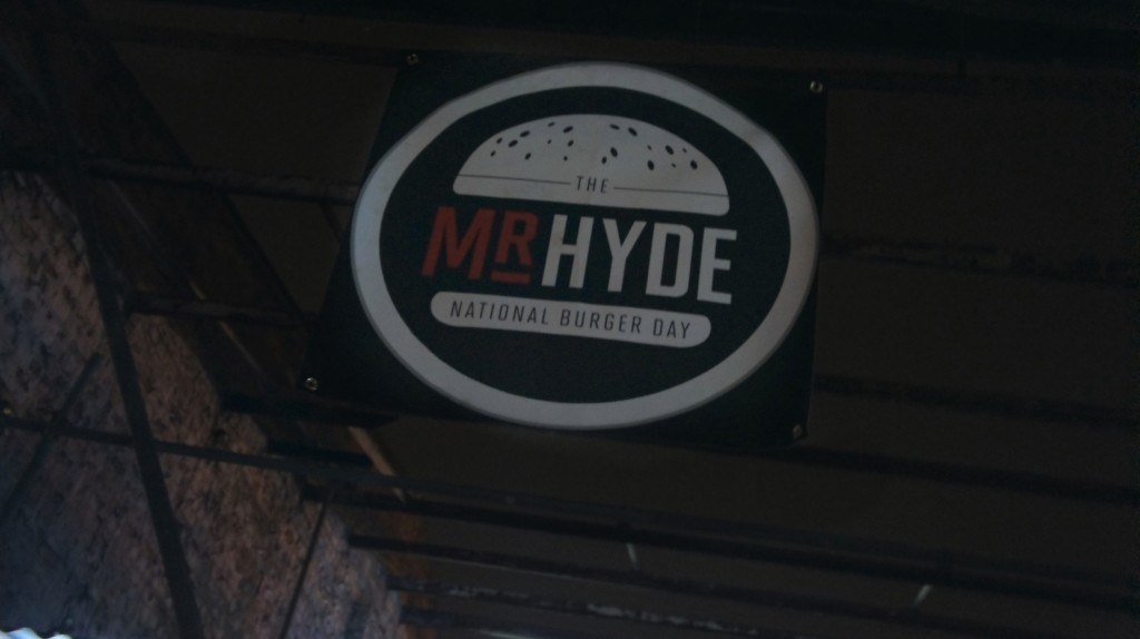 Mr Hyde & Tweat Up National Burger Day