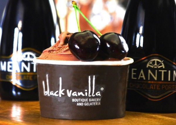 Meantime Black Vanilla