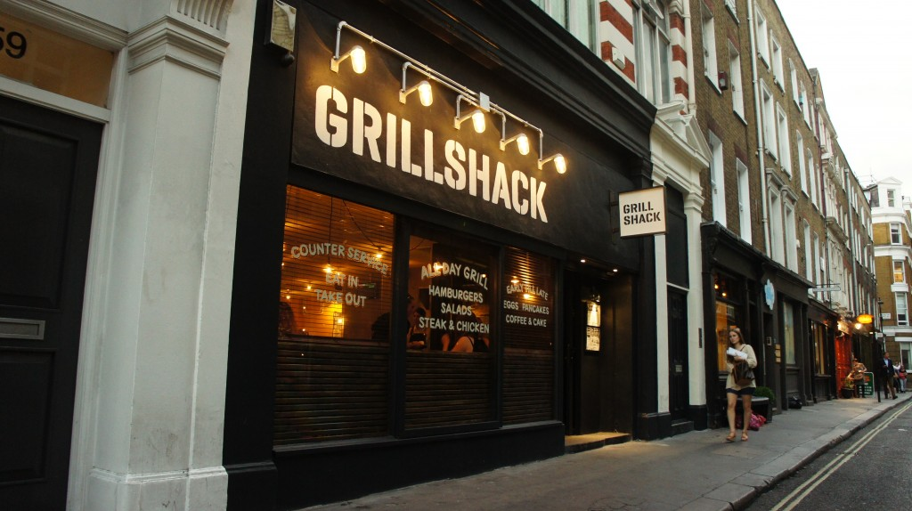 Grillshack London