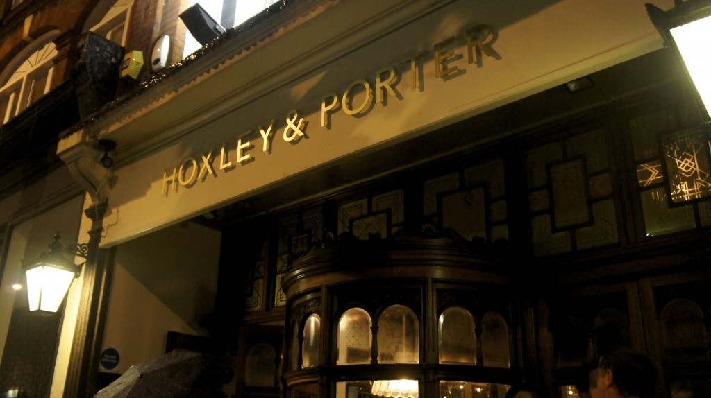 Hoxley And Porter