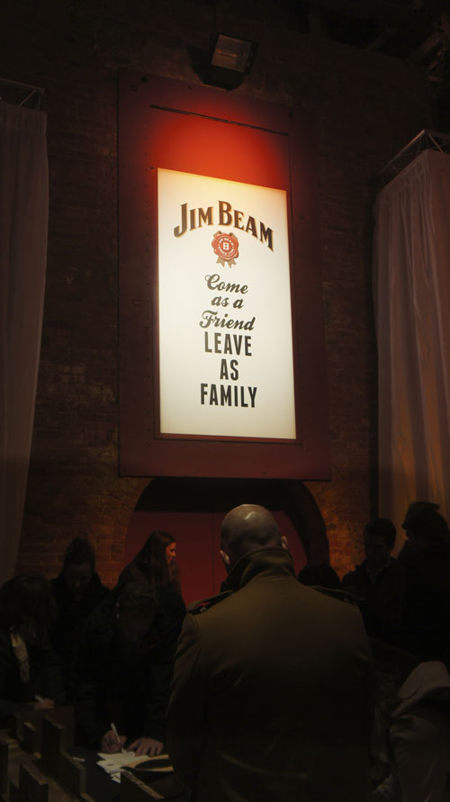 The Jim Beam Stillhouse