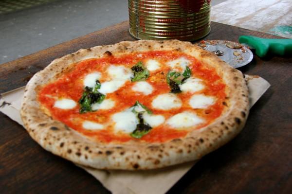 Pizza Pilgrims Harvey Nichols