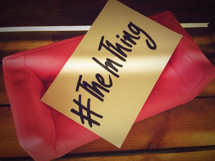 #TheINThing