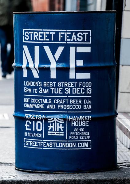 Street Feast NYE
