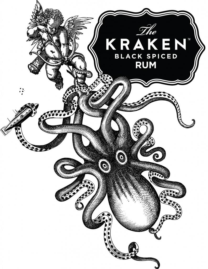 Kraken Rum Versus Cupid Miss Cakehead