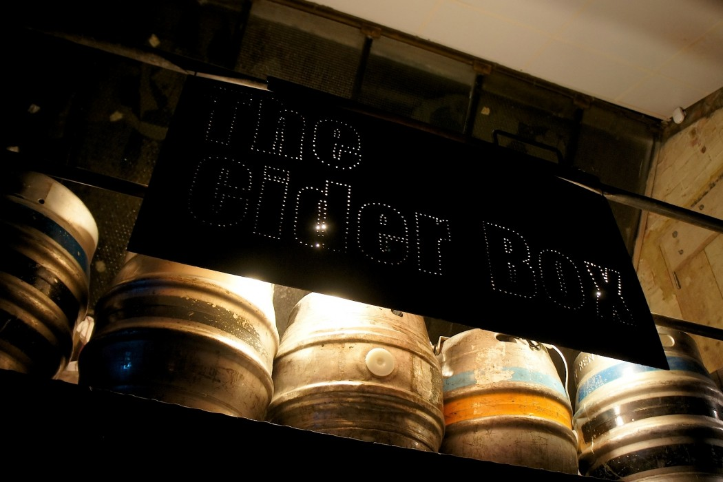 The Cider Box At Crate