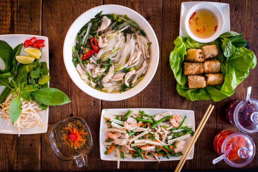 Taste Of Vietnamese At Pho
