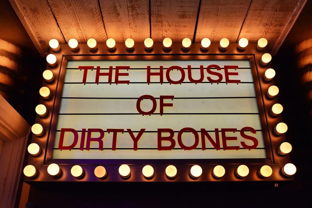 Dirty Bones Kensington Review