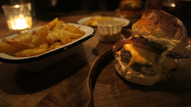 Yeah Burger Review