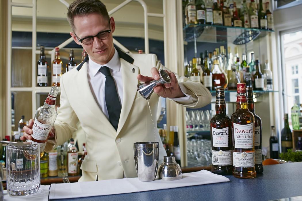 The Dewar's True Scotch Collection