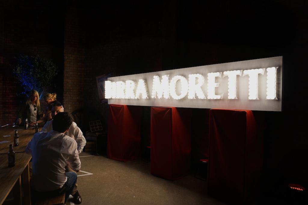 Birra Moretti's Gran Tour
