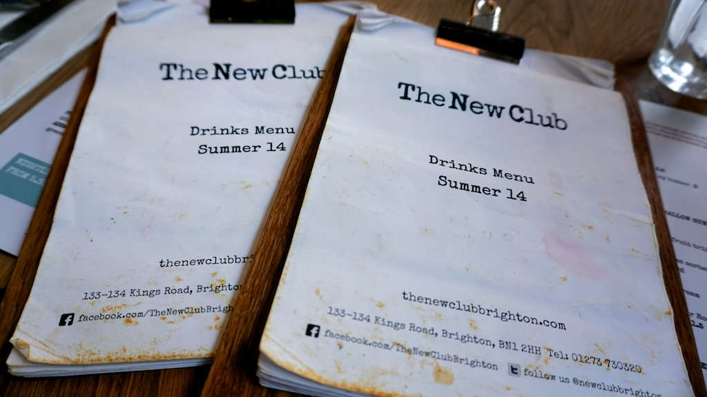 The New Club  8