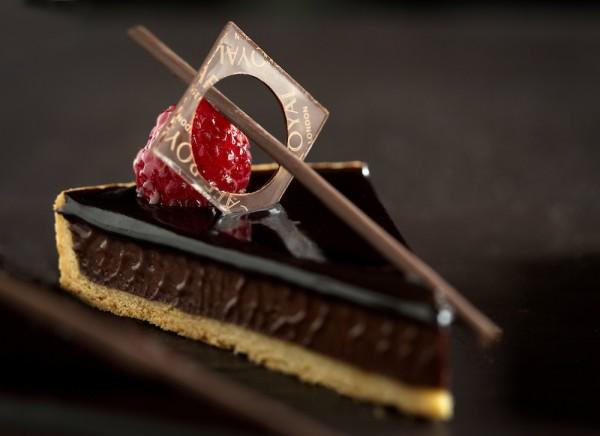 Classic ÔÇ£Profile 66ÔÇØ chocolate tart 4