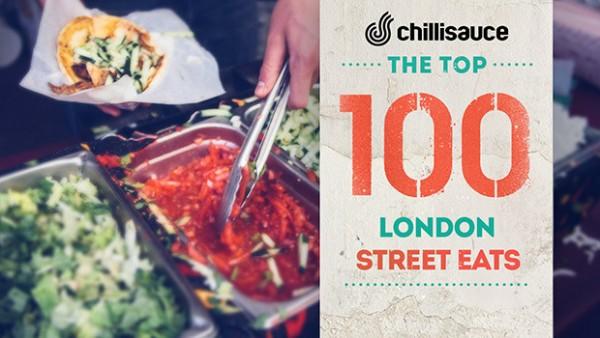 100 Top Street Food Traders London