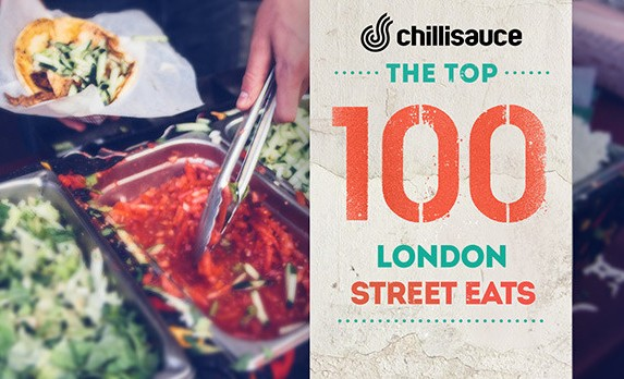 London's Top 100 Street Food Traders