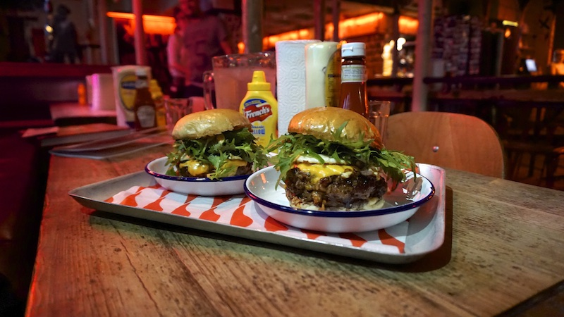 MEATliquor's Super Fatty Patty