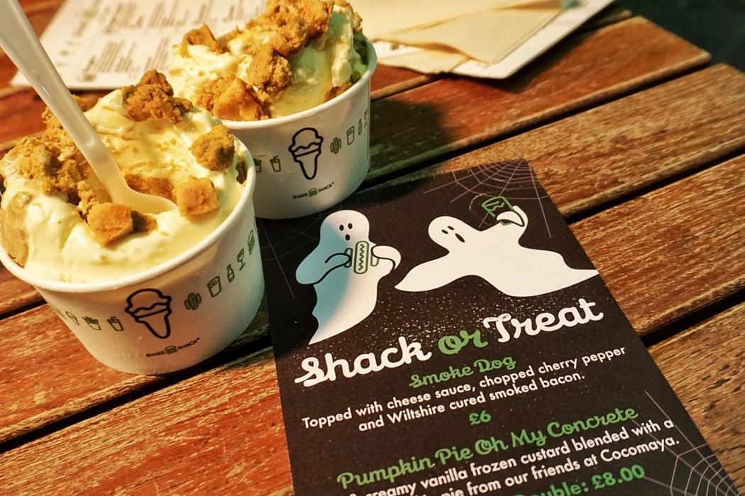 Shake Shack's Shack Or Treat