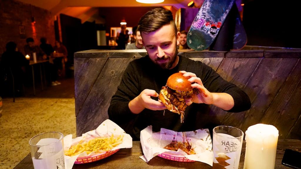 Stokey Bears Burgers Stoke Newington