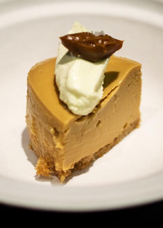 Dulche de Leche Cheesecake