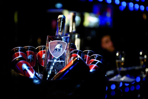 Lamborghini Vodka