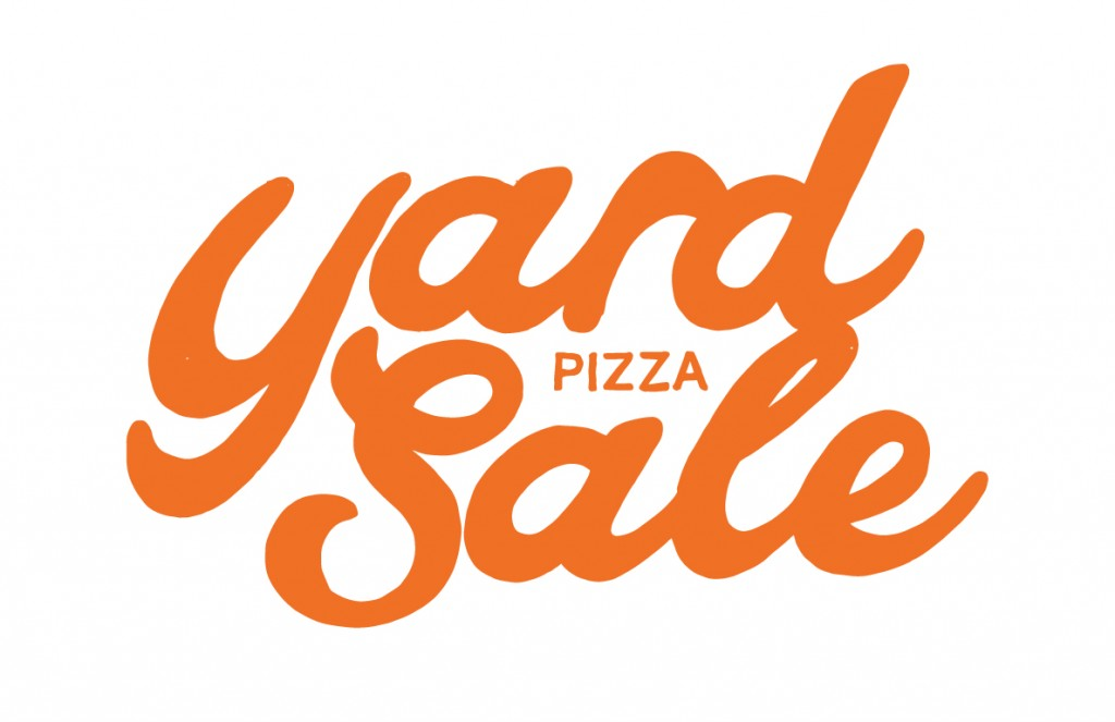 yard sale logo