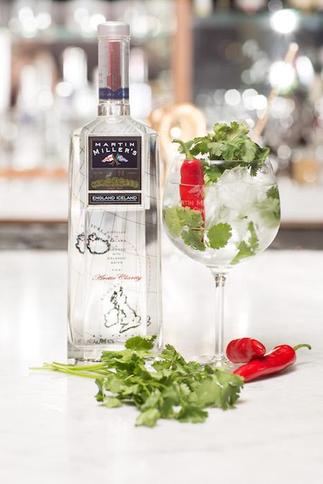 Martin millers gin