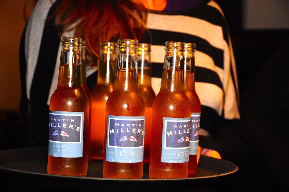 Martin Miller's bottled cocktails