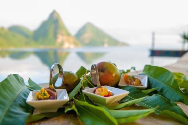Mango Festival Jade Mountain St Lucia