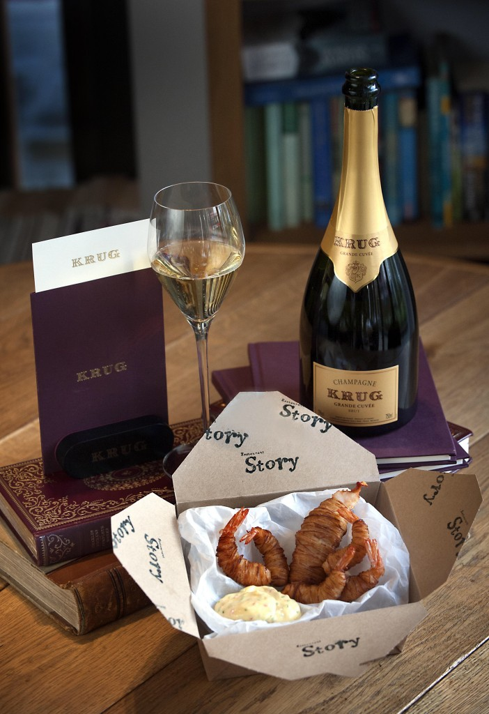 Krug And Chips
