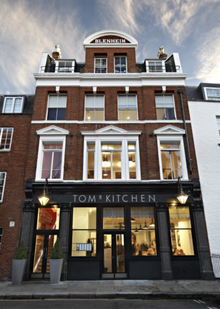 Tom's Kitchen Chelsea