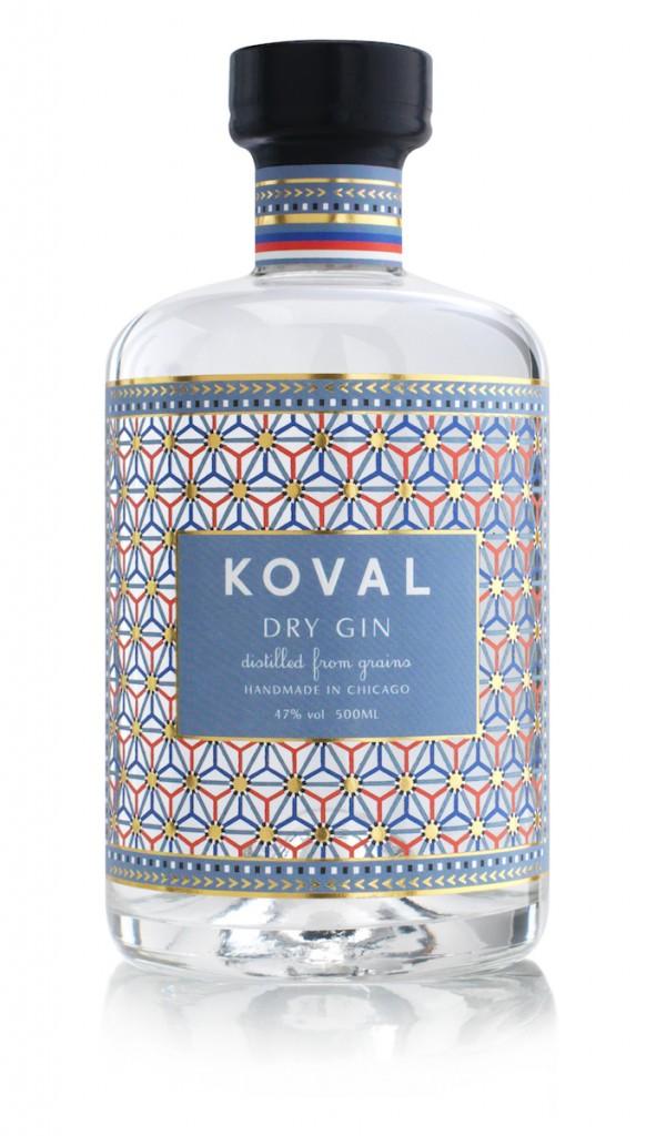 KOVAL Gin White shadow