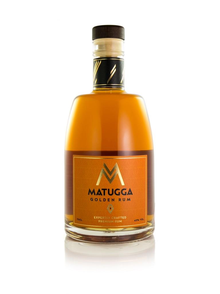 Introducing Matugga Golden Rum