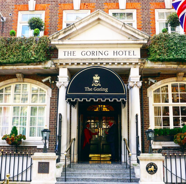 The Goring Hotel Review