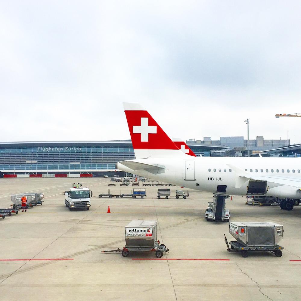 Swiss Air Kameha Grand Zurich
