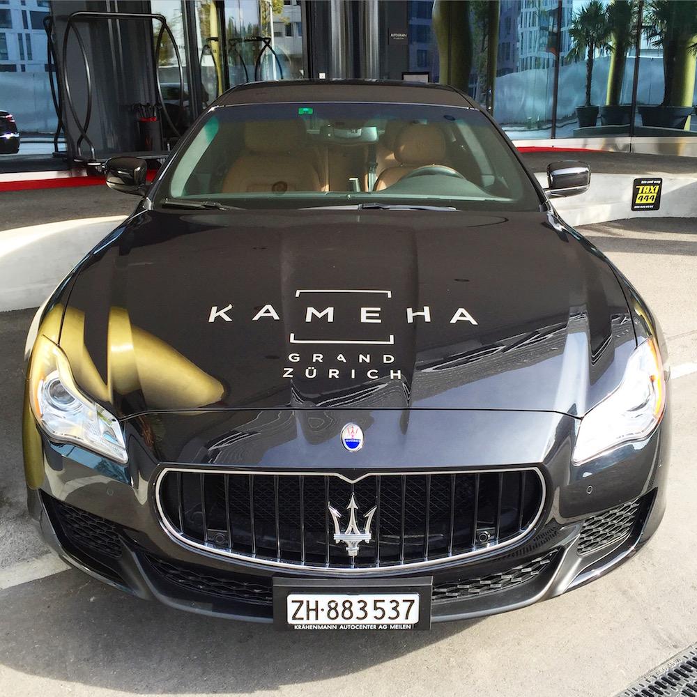 Kameha Grand Zurich Review