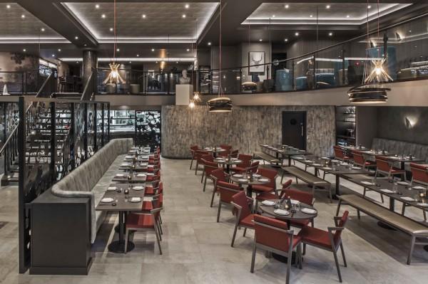 M Restaurants Victoria Street