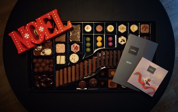 Hotel Chocolat We The Food Snobs Christmas Chocolatiers Table