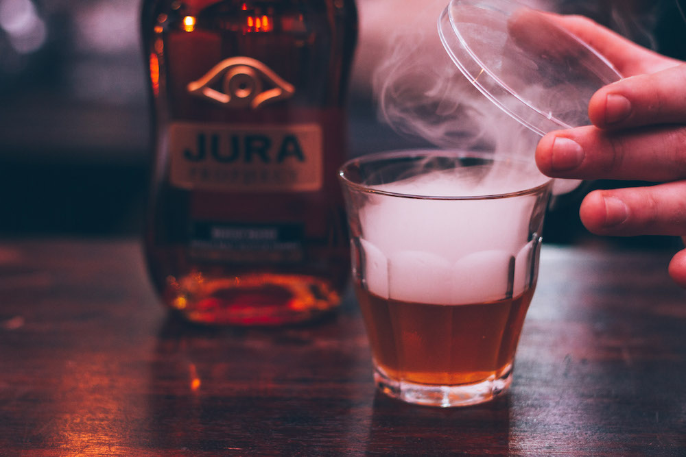 JURA Tasting Disappearing Dining Club