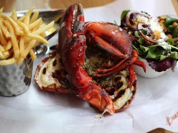 Burger And Lobster Old Bailey