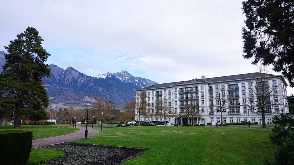 IGNIV launches at Grand Resort Bad Ragaz Andreas Caminada