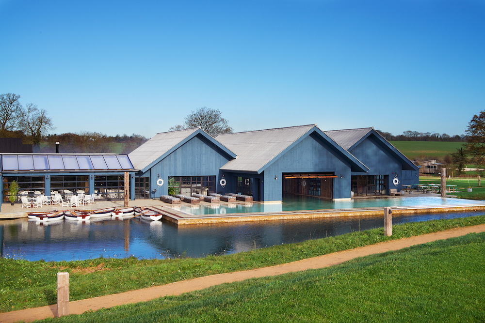 Inside Soho Farmhouse