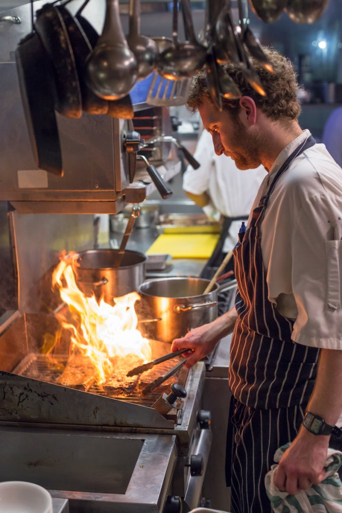 The potlatch Clerkenwell Kitchen