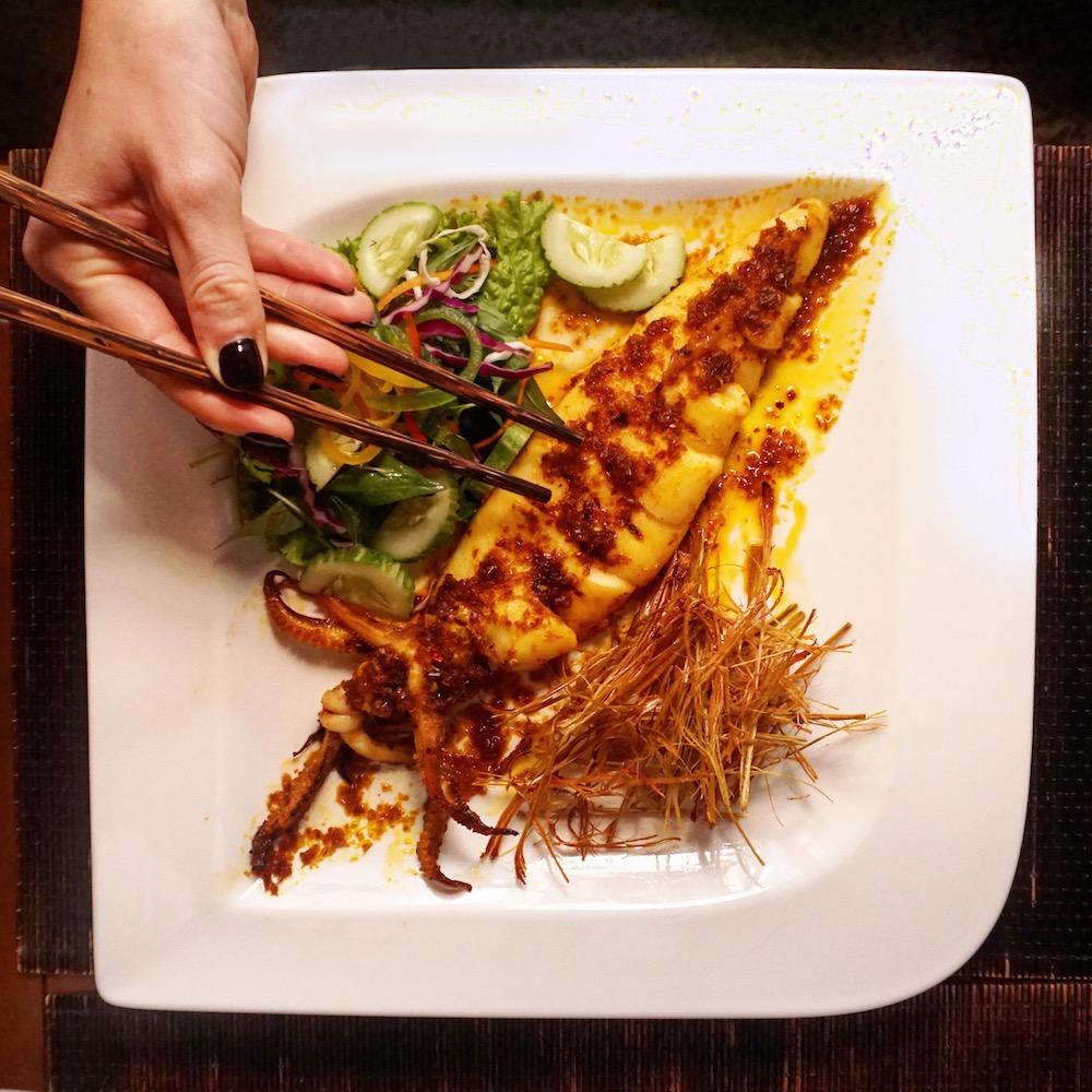 wethefoodsnobs an lam ninh van bay villas vietnam