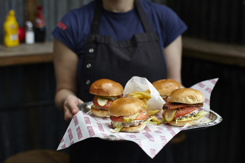 Dirty Burger Brixton 50 percent off