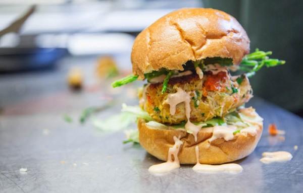 CLAW Burger Farr Festival