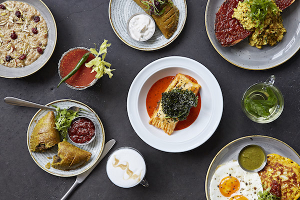 Gunpowder Launches Brunch